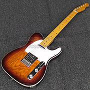 701bb90b6b8 China Wholesale Telecaster Style Electric Guitars Ash Top Sunburst ...