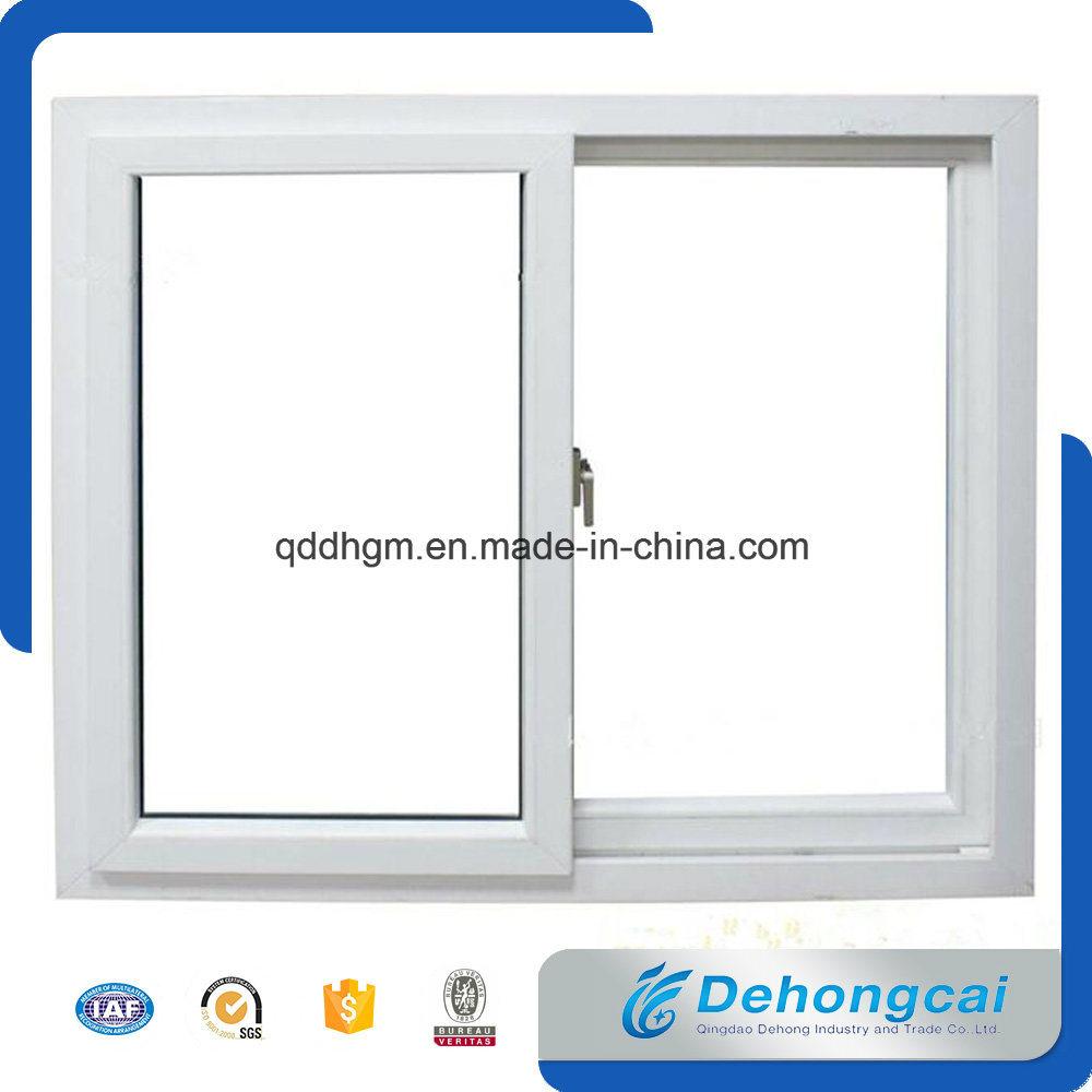 China Factory Price Insulated UPVC Aluminum Fixed Window - China ...