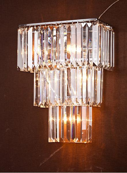 Modern Crystal Wall Lamp (WHW-926S)