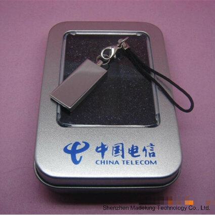 Nice Mini Metal USB Flash Drives with Real Capacity pictures & photos
