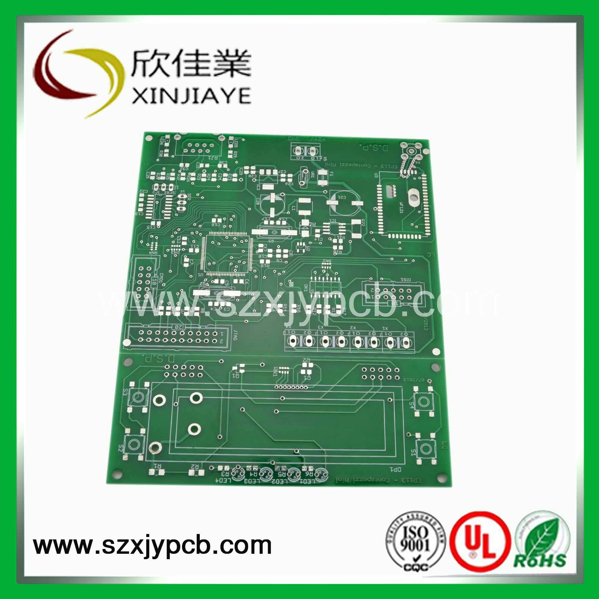 China Mp3 Mp4 Player Pcb Board Printed Circuit Rigid Oem Assembly Usb