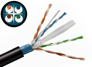 China LAN Cable UTP Cat 6 Cable / Wire Cable/ Telecommunication ...