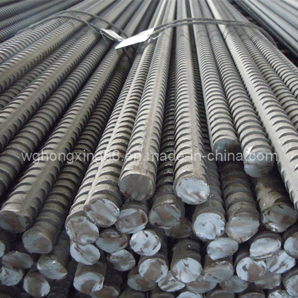 Precision Rolling Deformed Steel Bar Steel Rod (HRB500, HRB400) pictures & photos