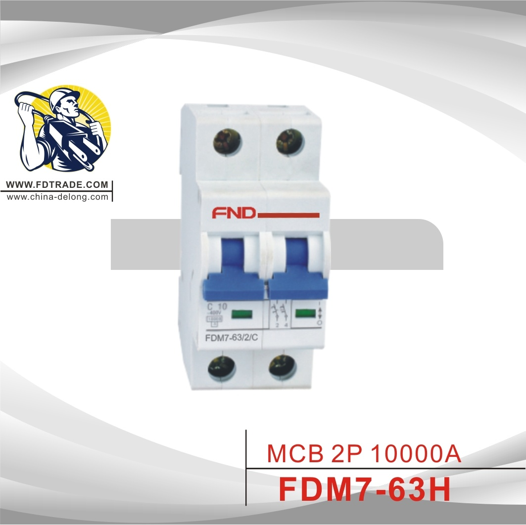 China Moller L7 Mini Circuit Breaker Mcb Saa 10ka Electronics Miniature Is A Device Designed To