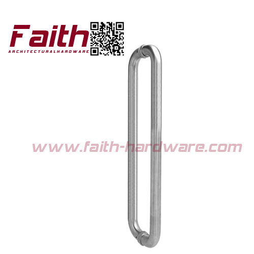 Staniless Steel Door Pull Handle (pH. 102. SS) pictures & photos