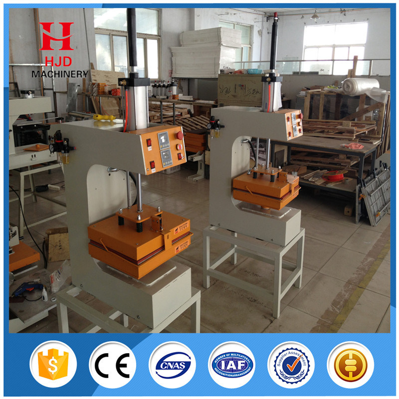 Low Price Pneumatic Mark Heat Press Machine pictures & photos