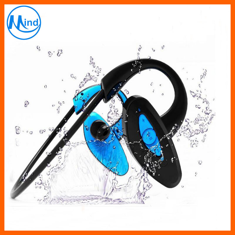 V4.1 Waterproof & Sweatproof Sports Wireless Bluetooth Earphone