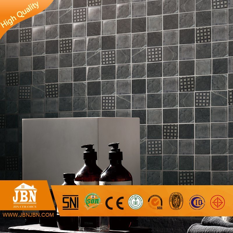 China White Color Glass Mosaic for Shopping Mall Wall Tile (M855059 ...
