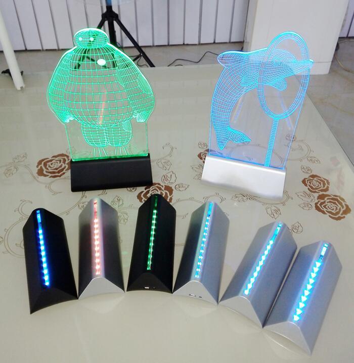 China LED Light Base 3mm 4mm 5mm 6mm Thick Acrylic