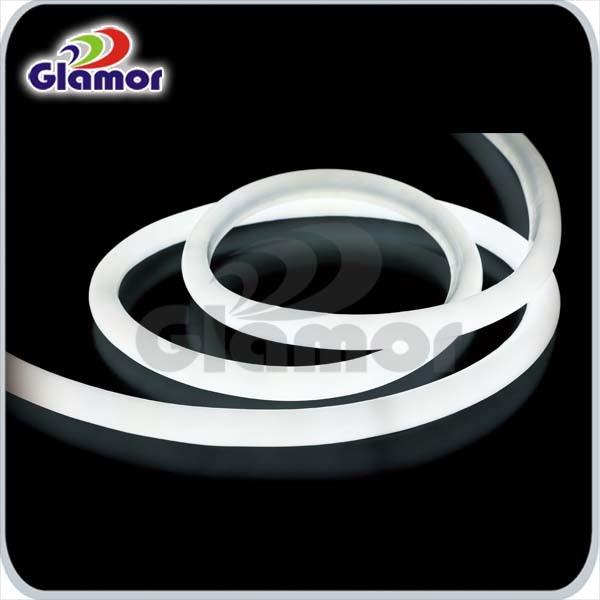 China Glamor D Shape LED Neon Flex Lighting - China LED Neon ...