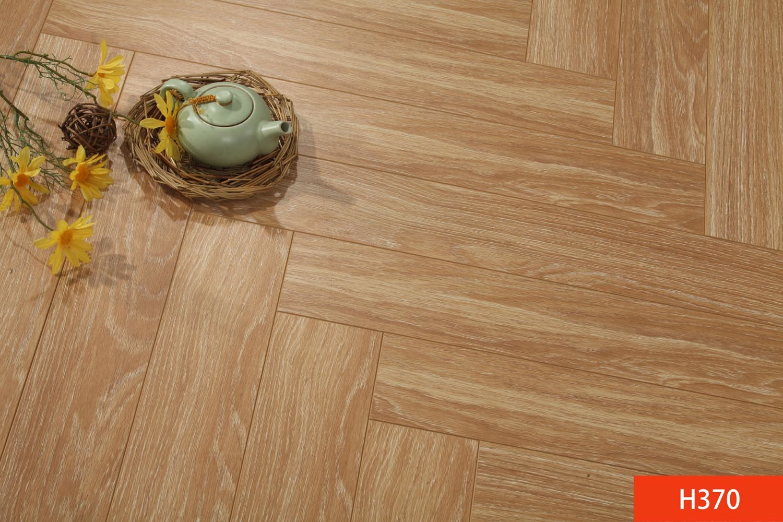 Hdf Mdf Herringbone Floor Laminate Flooring
