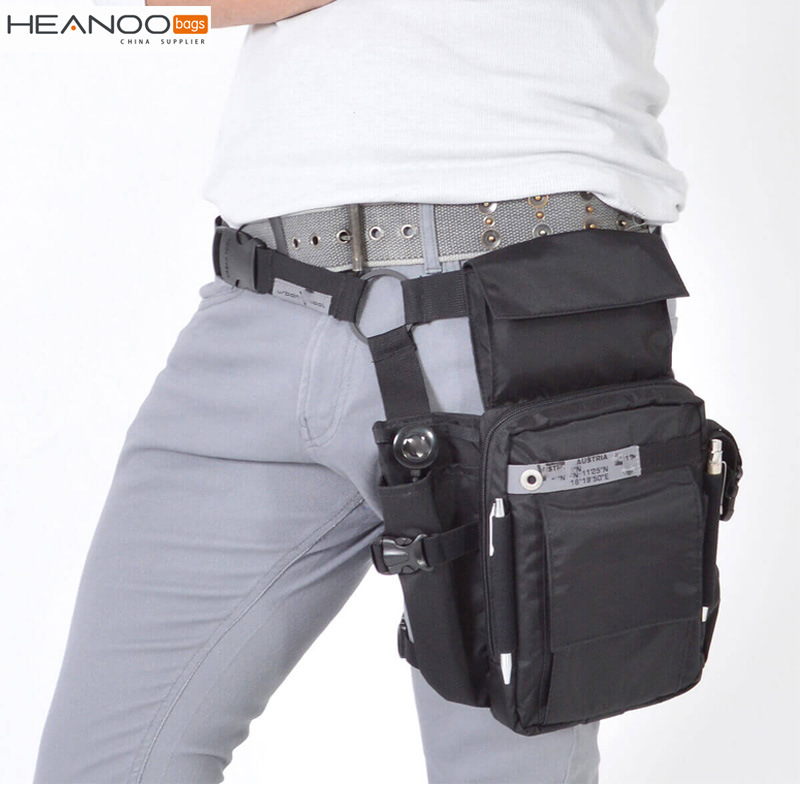 Hot Item Carry Holster Tactical Waist Leg Bag For Smartphones Wallet Passport