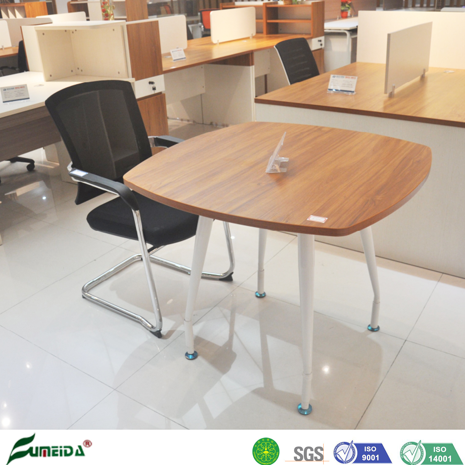 China Modular Office Furniture Small Wooden Meeting Room Desk China Meeting Desk Small Meeting Desk