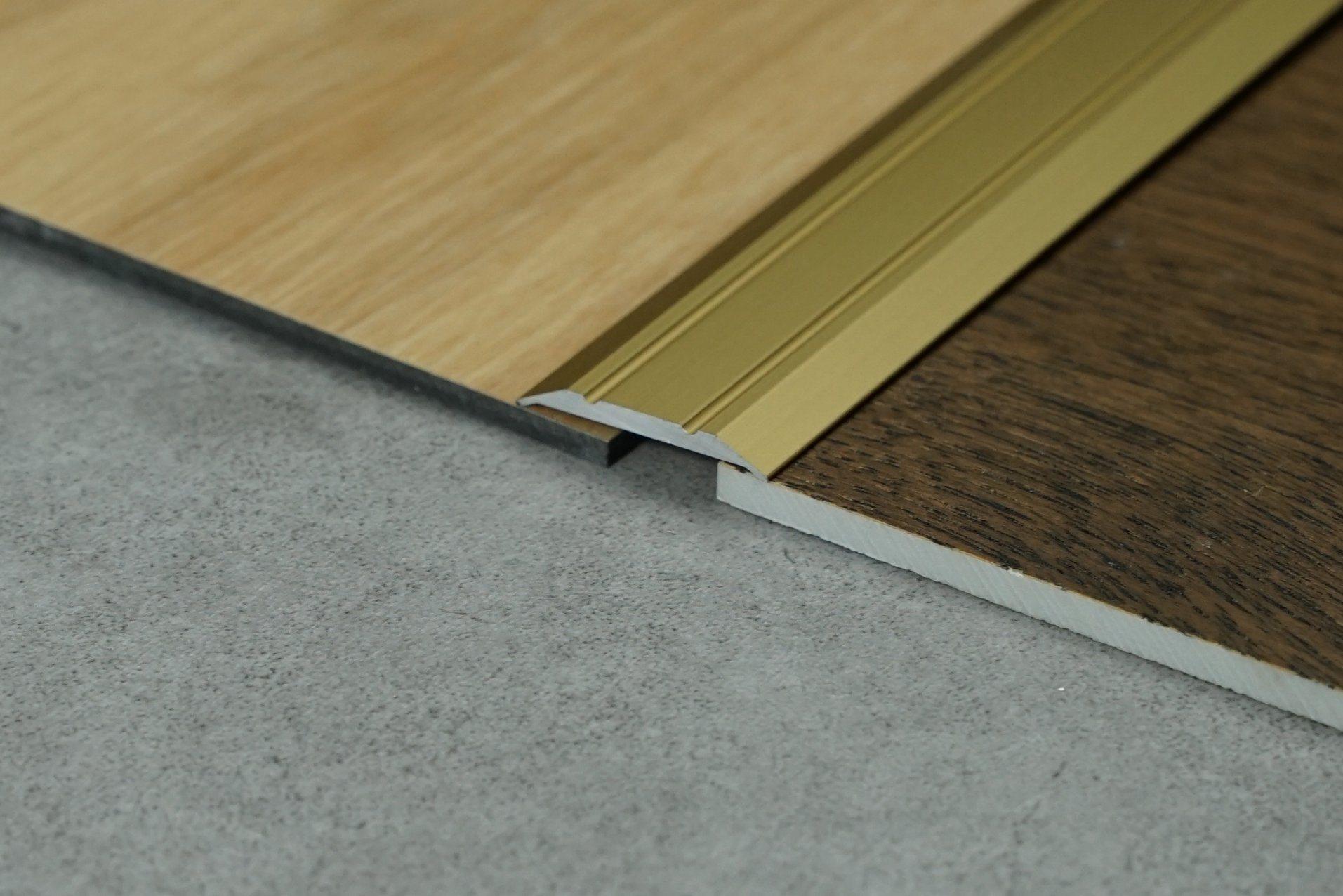 Trim Aluminum Laminate Floor Transition