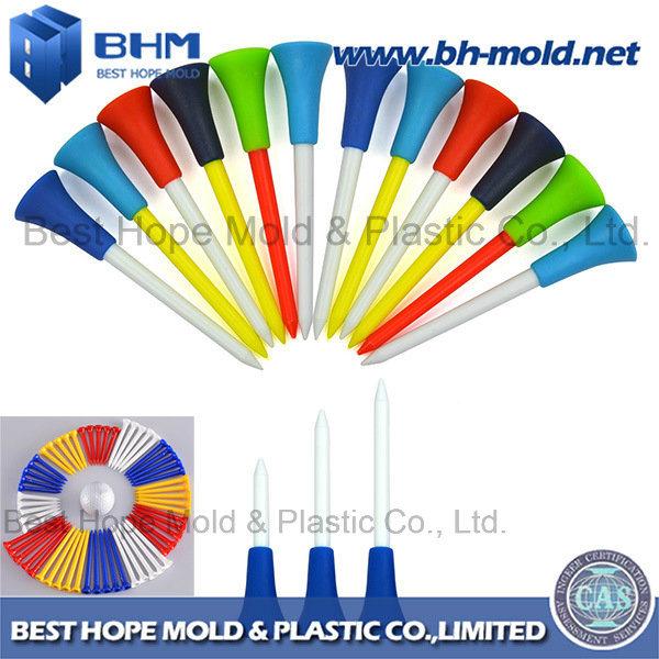 China Plastic Flat Golf Tees - China Plastic Golf Tees and