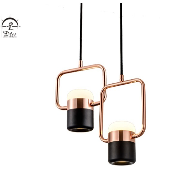 Light Copper Lamp Chandelier Pendant