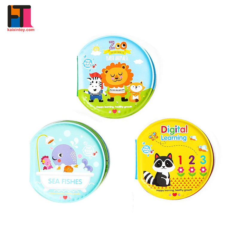 China Waterproof Floating EVA Books Baby Bath Toy - China Toy, Baby Toy
