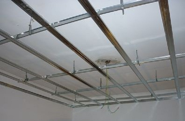 China Suspended Ceiling T-Grid / Suspension System / Tee Grid - China T- Grids, Suspended Ceiling Grid System