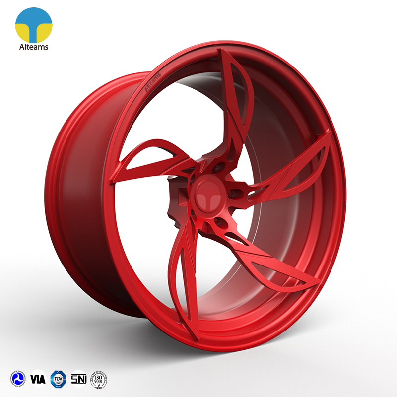 China Forged 17 Inch Alloy Wheel Rims for Sale Concave Rims