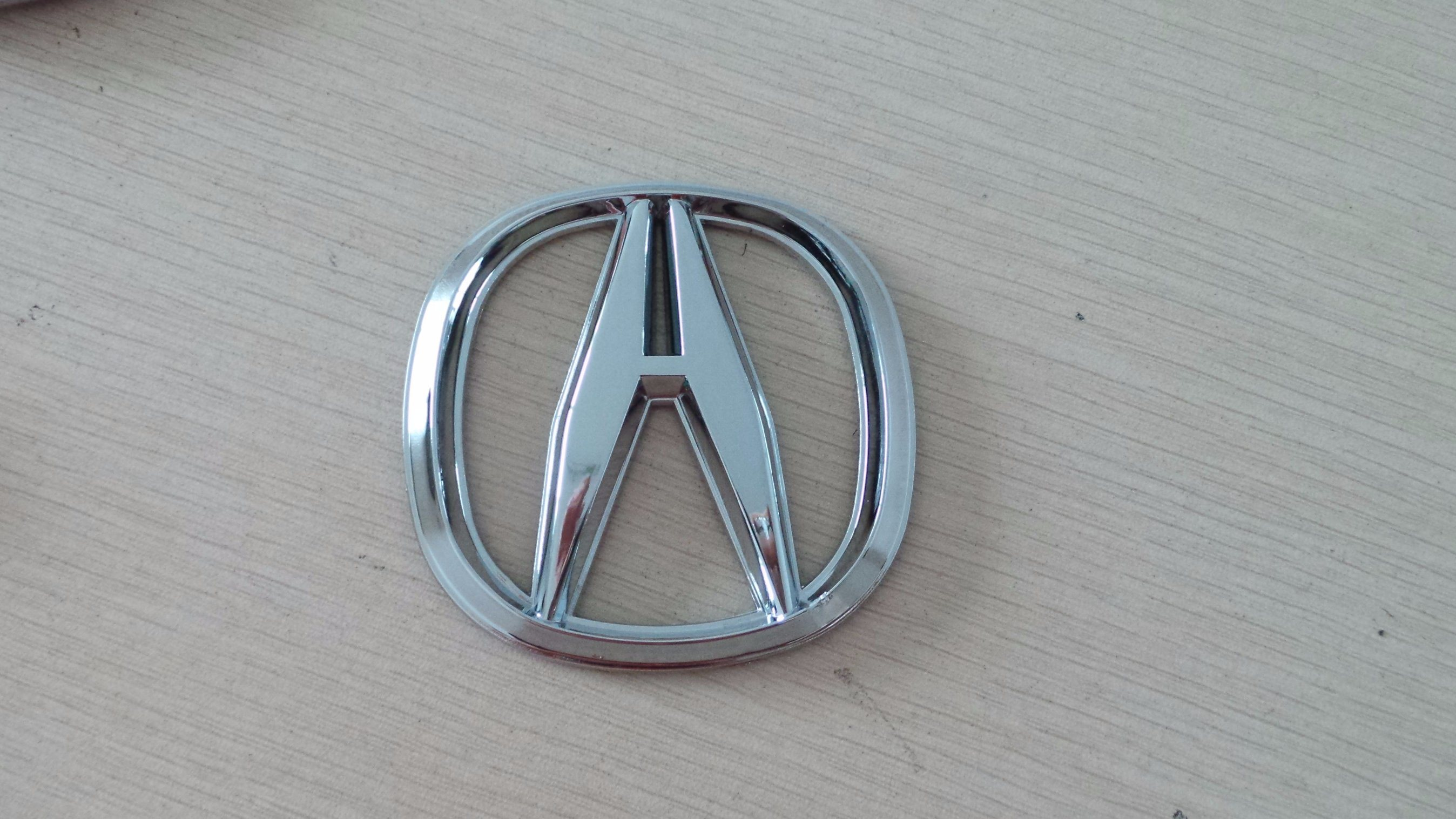 China OEM Mm Honda Acura Emblem Badge ABS China Honda Emblem - Acura emblem