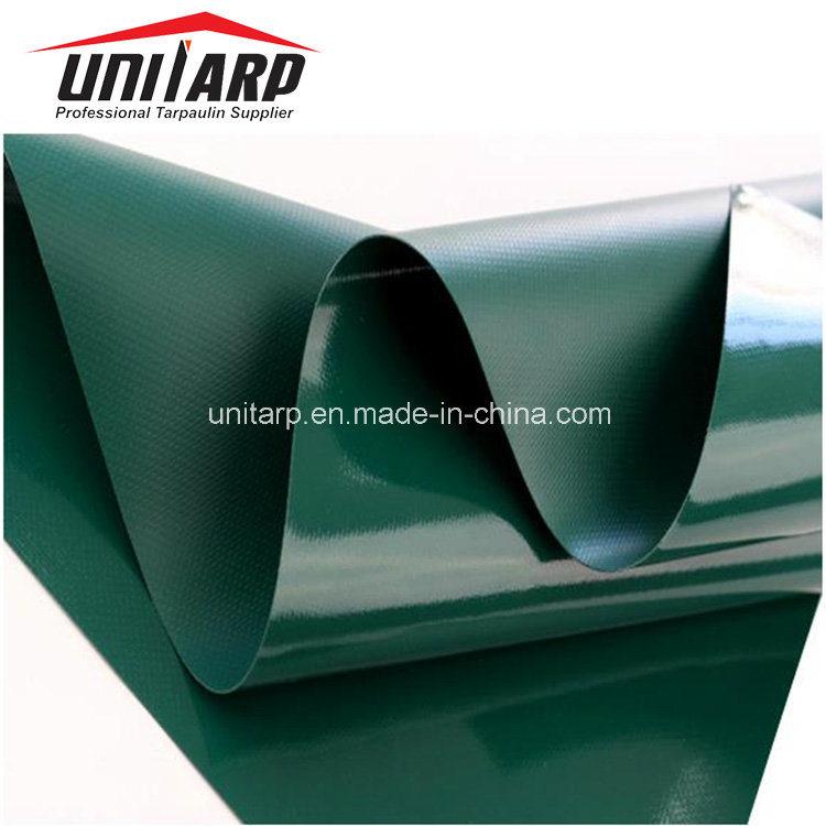 China PVC Vinyl Coated Polyester Tarpaulin - China Blackout PVDF ...