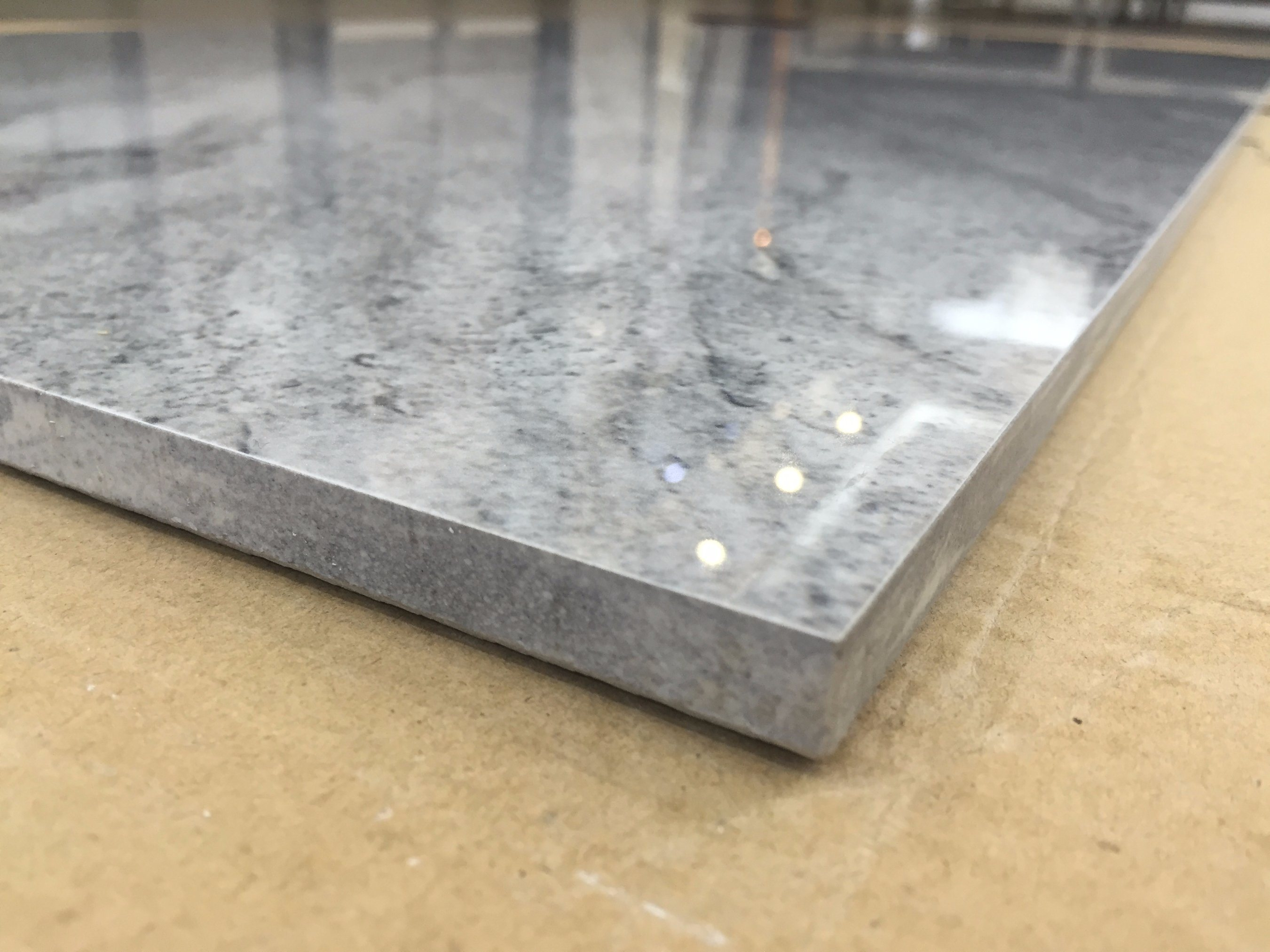 China Grey Color Marble Design 600x1200
