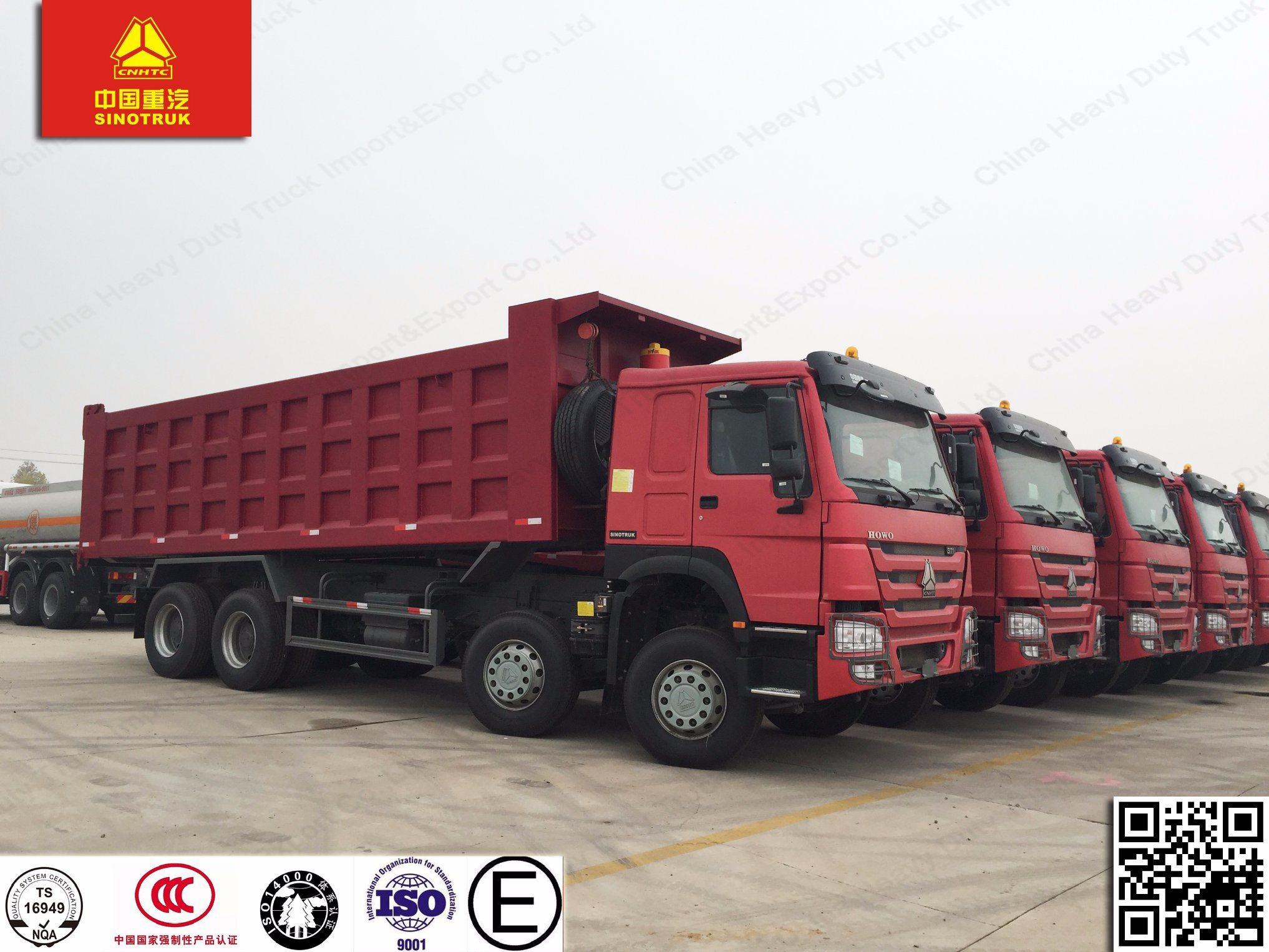 Big Dump Trucks >> China New Big 50 Ton Off Road 8x4 Heavy Duty Tipper Dump Trucks For