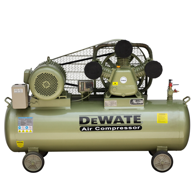Piston Type Portable Air Compressor High Quality 10HP