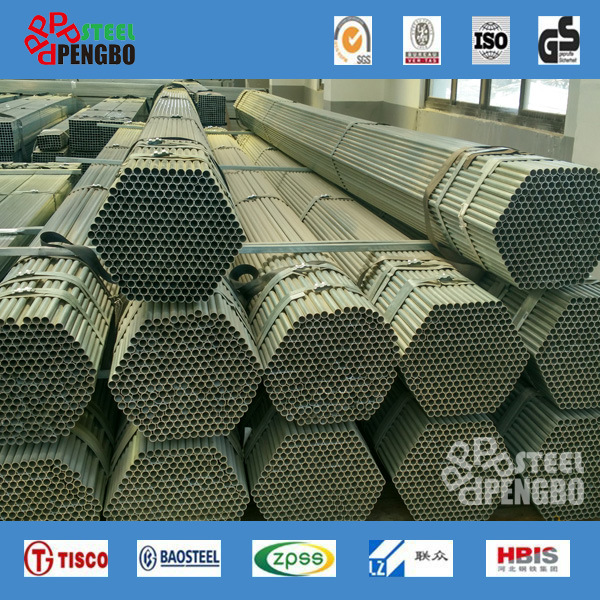 Seamless Stainless Steel Pipe for Oil Gas Tube House Ware pictures & photos