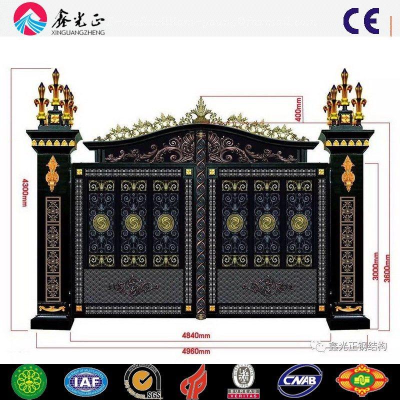 China Customized Wrought Iron