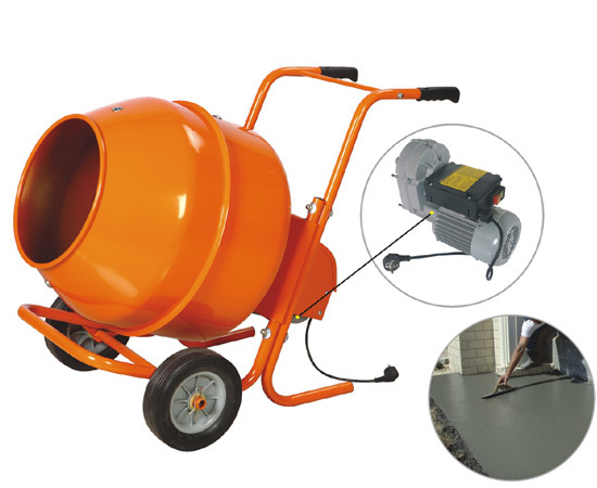 140L 0.5HP Portable Electric Concrete Mixer pictures & photos