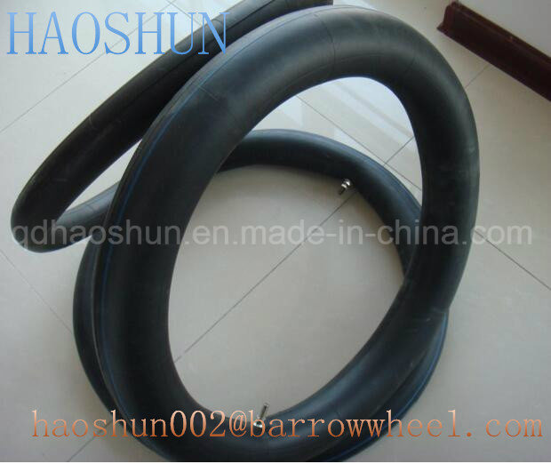 325-18 High Quality Motorcycle Inner Tube with 30% Natural Rubber
