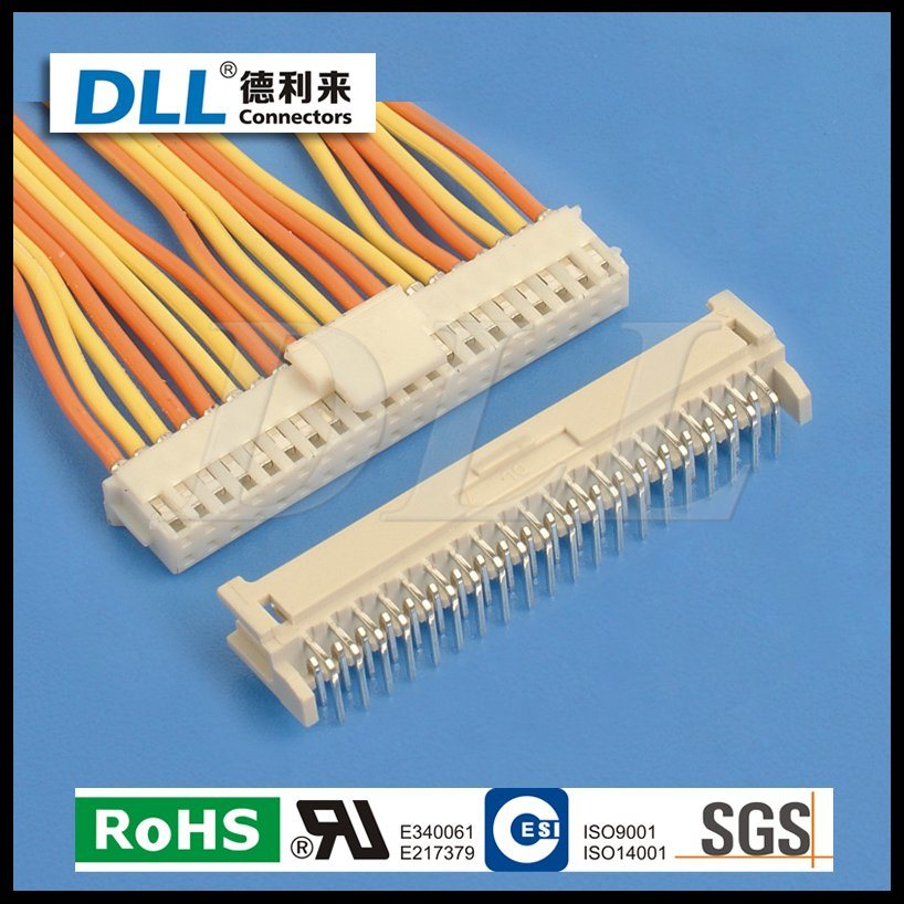 China Phdh 2.0mm Pitch Connector Wire to Board 2 Pin 3pin 15pin ...