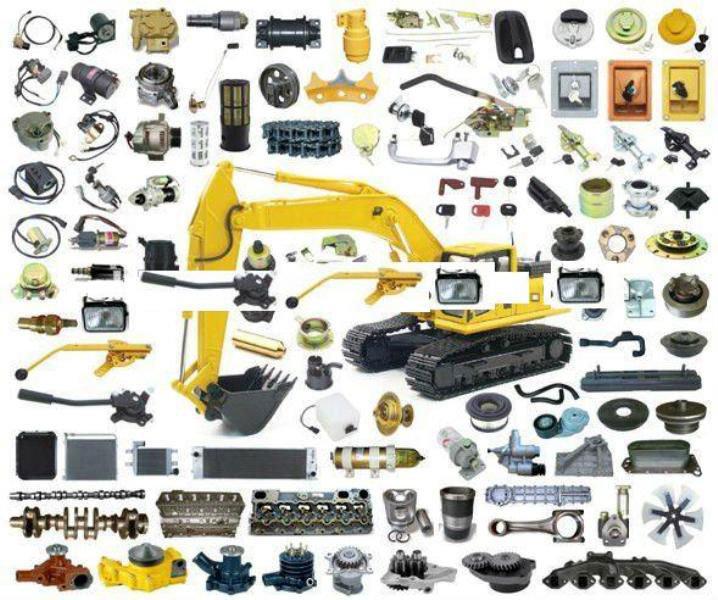 [Hot Item] Spare Parts for Yanmar Excavators