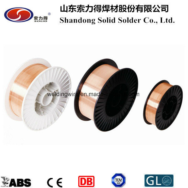 China Welding Wire Er70s-6 / Er50-6 / Sg2 - China Welding Wire ...