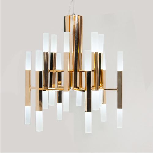 Glossy Indoor Led Pendant Lights Lamp