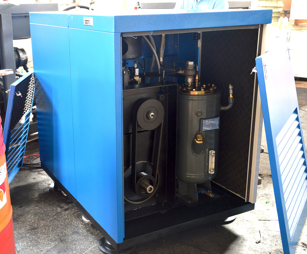 China Ingersoll Rand Rotary Screw Air Compressor with Frequency Converter -  China Compressor, Air Compressor