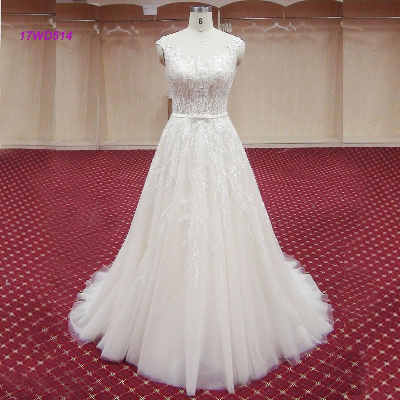 Wholesale Custom Made Wedding Dress Buy Reliable Custom Made