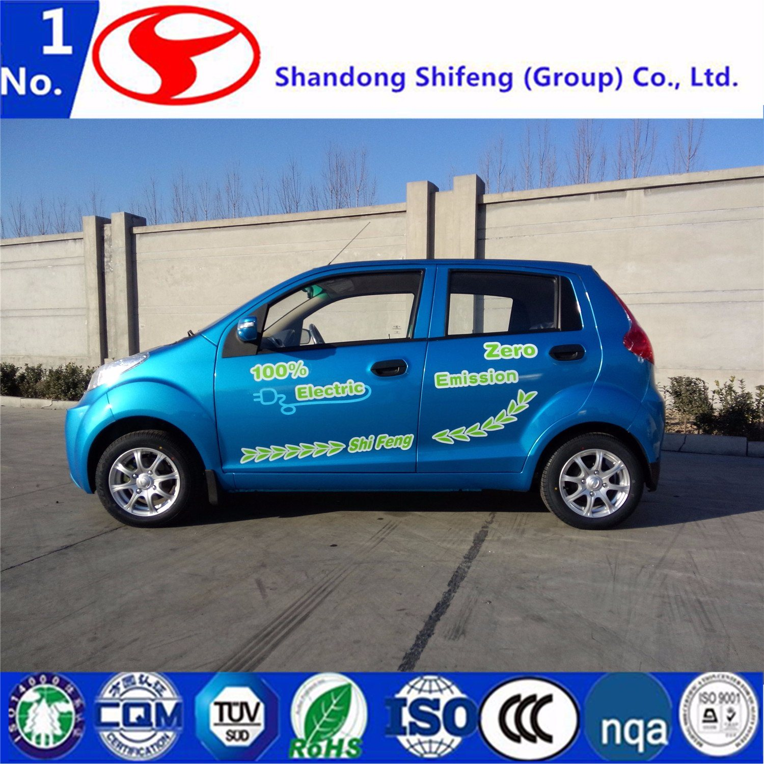 New Designed Mini Electric Car For Chinese Brands
