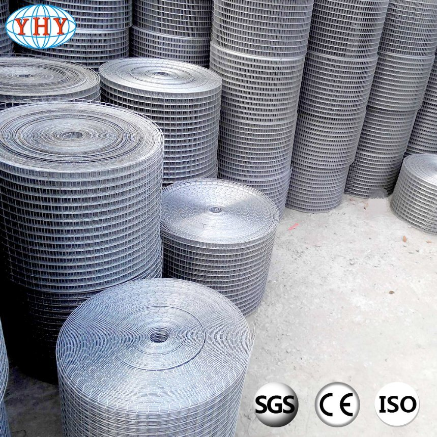 China Rust-Proof Galvanized After Welding Welded Wire Mesh - China ...
