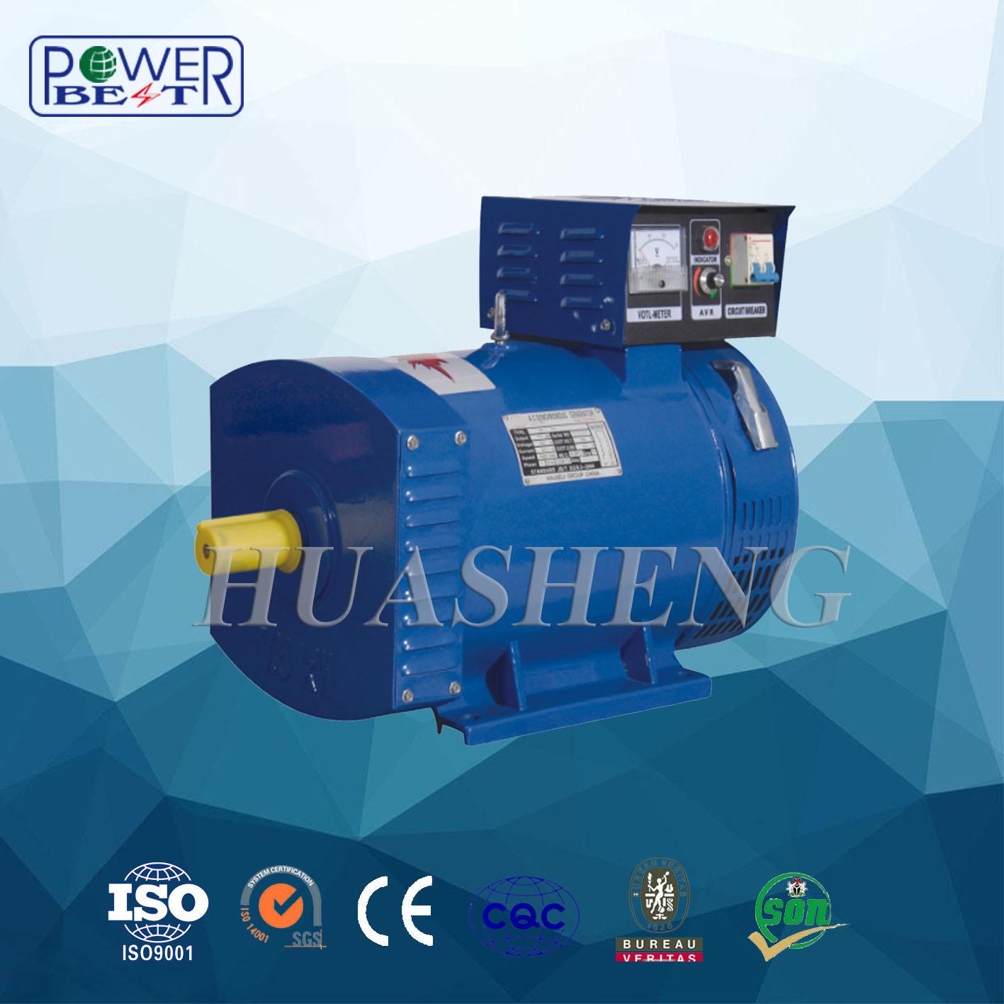 China St Stc AC Power Brush Dynamo Generator Alternator - China ...