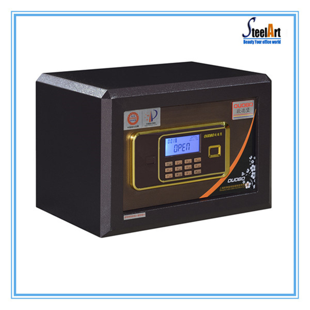 China New Design Home Fireproof Small Safe Box Security