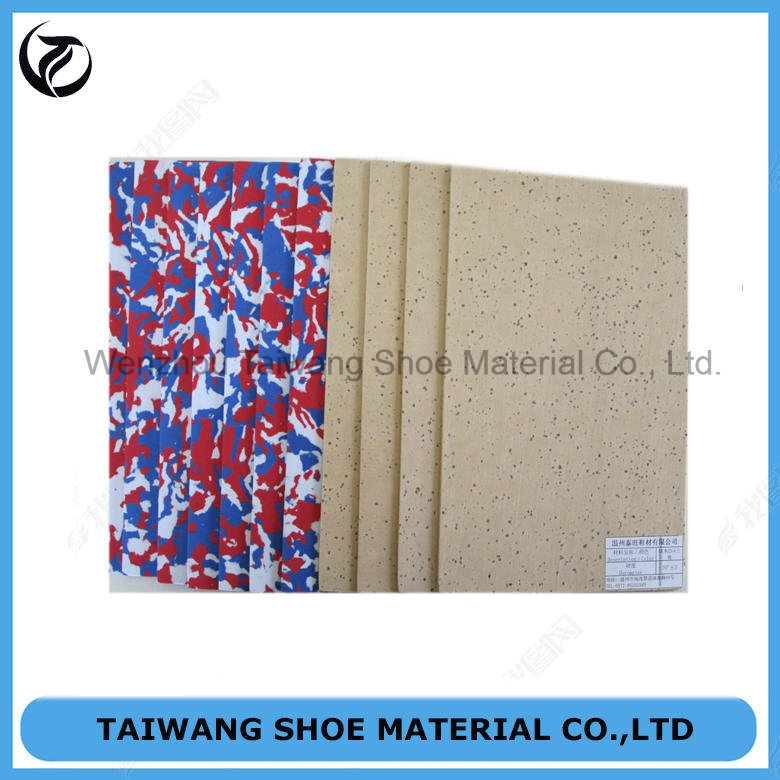China Good Quality Camouflage Eva Sheet Foam With Sgs Certification