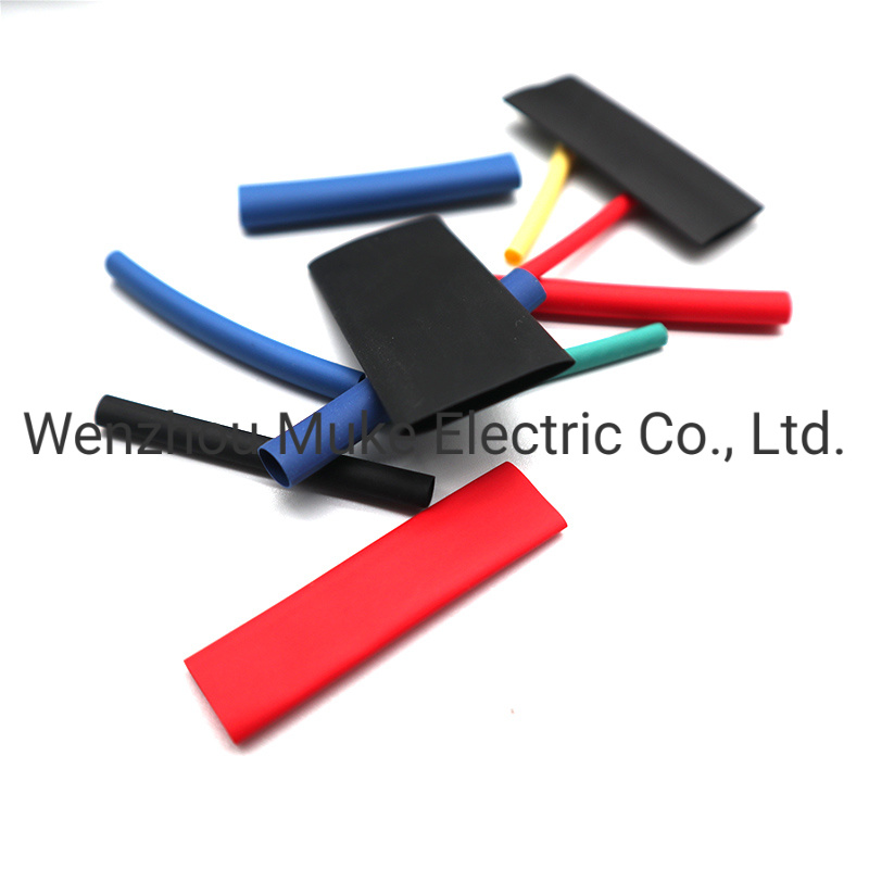 560Pcs Heat Shrink Tubing Electric Insulation Assorted Cable Wire Wrap Sleeve