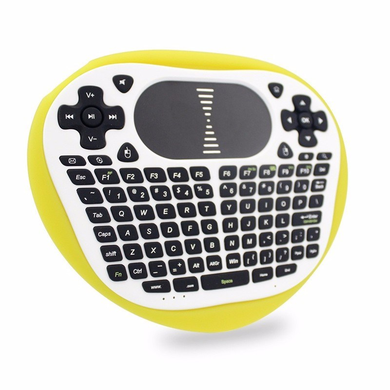 2017 Selling Remote Control Bluetooth Wireless T8 Air Mouse Keyboard