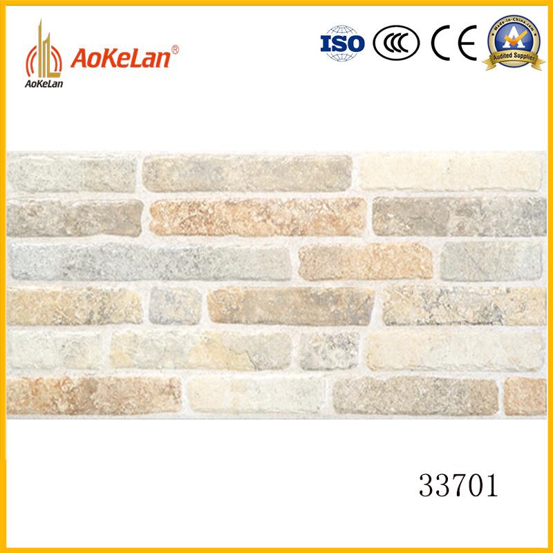 China 300X600mm Inkjet Design Matt Glazed Exterior Ceramic Tile for ...