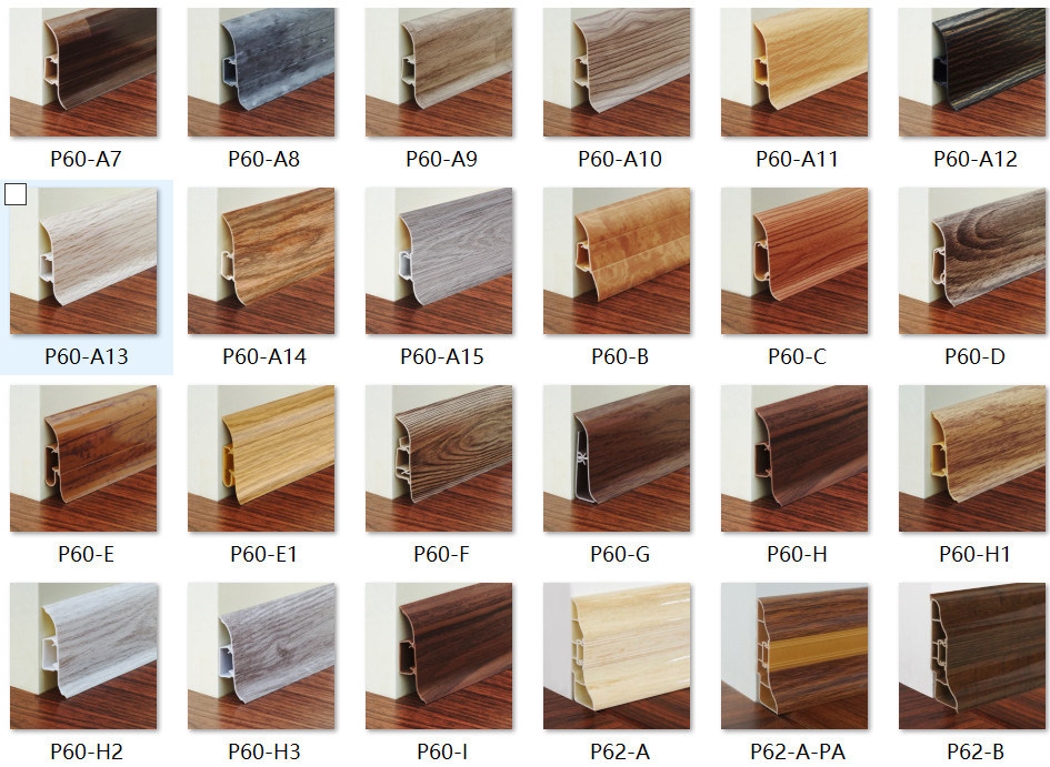 China Top Ing Flexible Laminate, Curved Transition Strip For Laminate Flooring