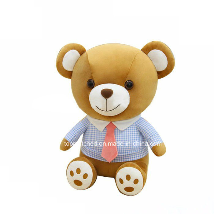 4c0b05d45bf China Custom Soft Stuffed Graduation Talking Teddy Bear Plush Teddy ...
