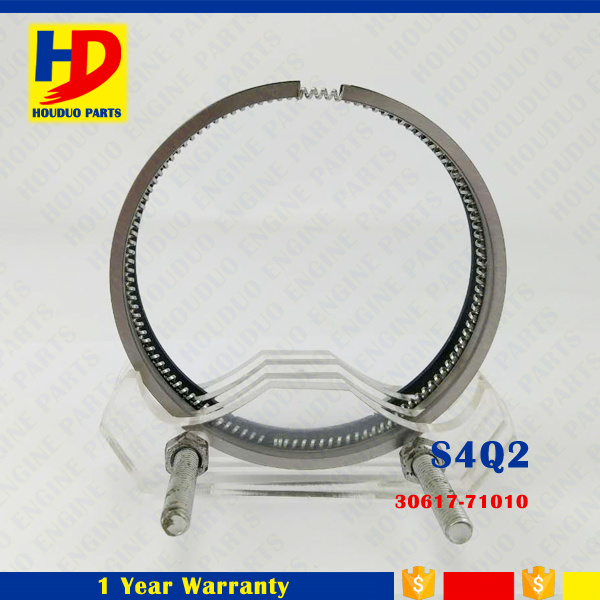 S4q2 Engine Piston Ring for Mitsubishi Diesel Engine Parts (30617-71010 30617-70011)