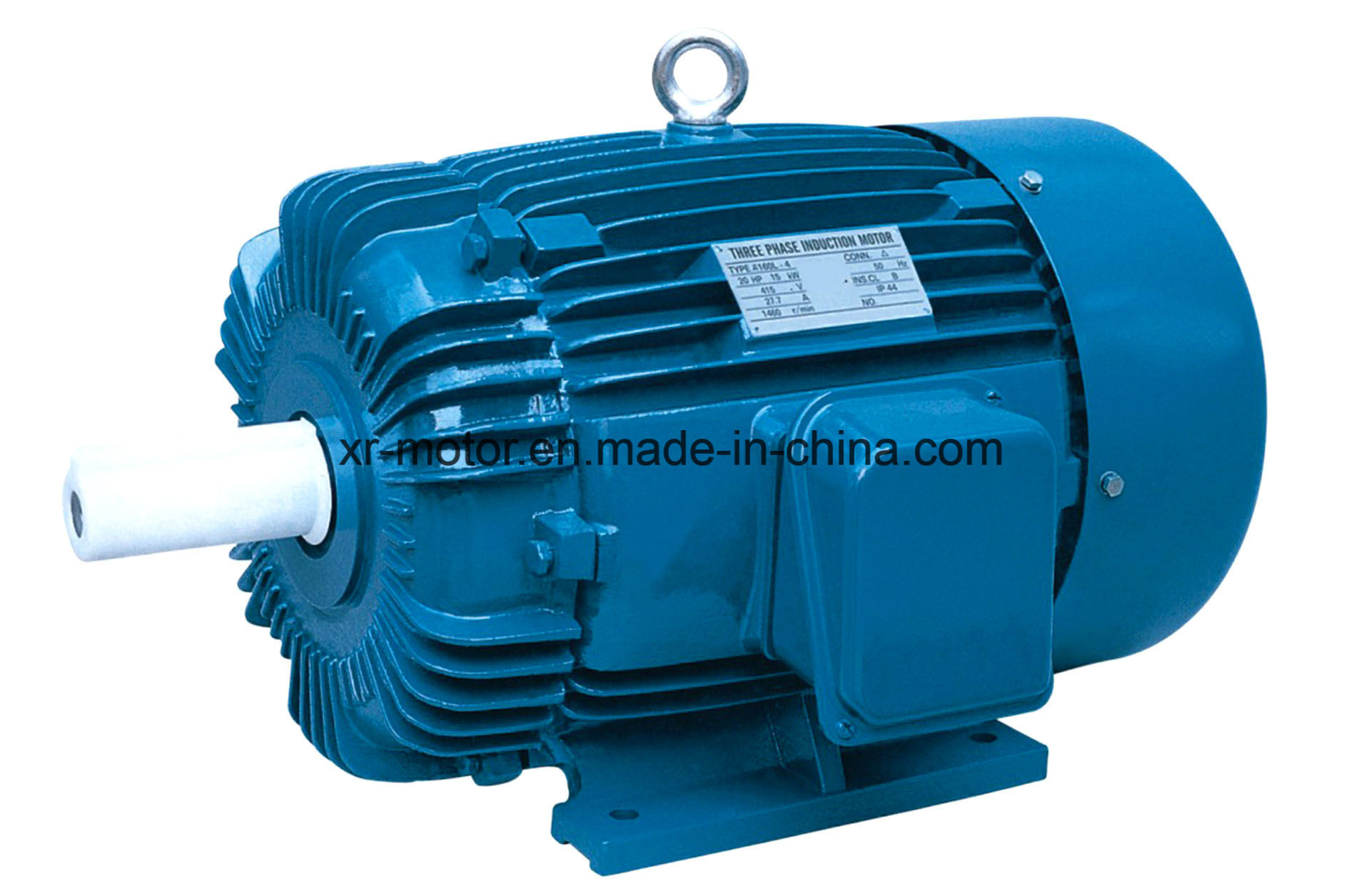 China 100% Copper Wire Y2 Three-Phase AC Motor - China Electric ...